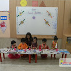 Rakshabandhan Celebration of Playgroup at Witty World, Chikoowadi (2017-18)