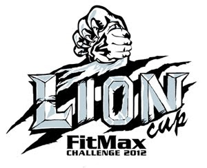 Lion Cup Logo FitMax Challenge 2012