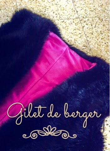 Gilet de berger by frikadel