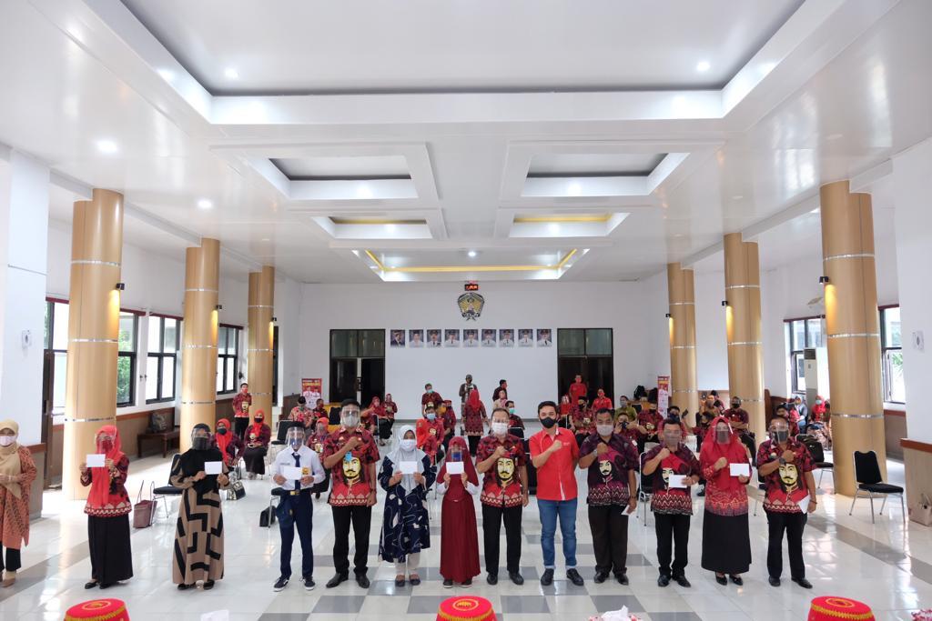 Sebanyak 72.200 Siswa di Kabupaten Gowa Dapat Kuota Internet, 7,5 GB Persiswa
