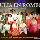 Julia-Romeo  Applaus en Rozen  mei 2017