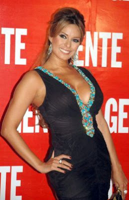 Latina Actresses  Galilea Montijo hotted