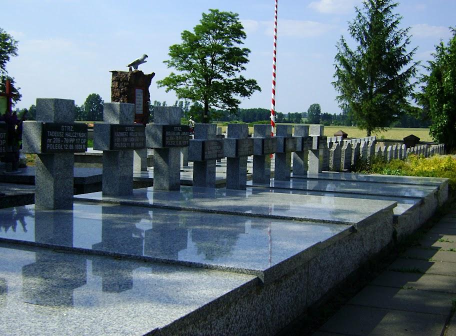 cmentarz w Modlnej