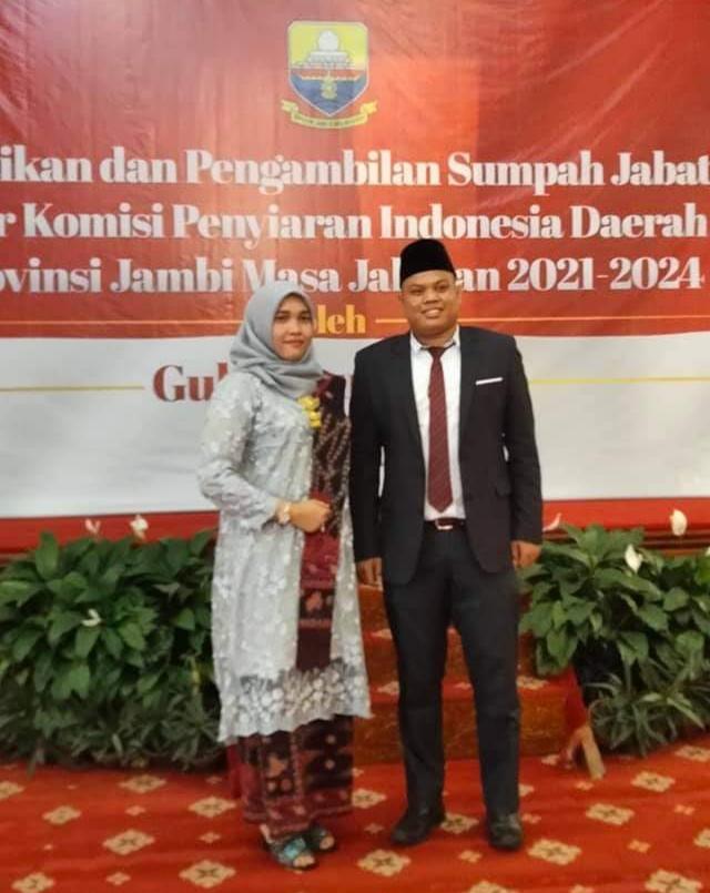 Mengenal Sosok Joni Iskandar, Pria Kelahiran Tembesi yang Kini Jadi Ketua KPID Provinsi Jambi