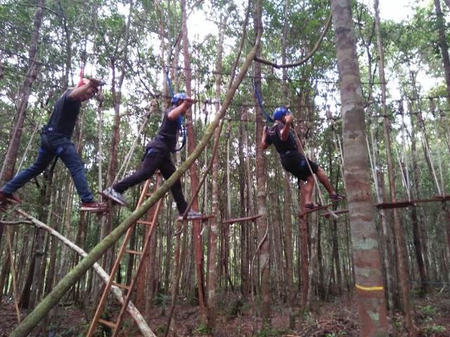 Festival Hammock II Bartim  Siap Digelar di Tahura Anggrek Hitam