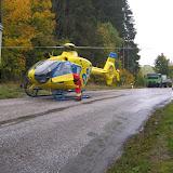 2012-10-16-Dopravní nehoda - Studenec