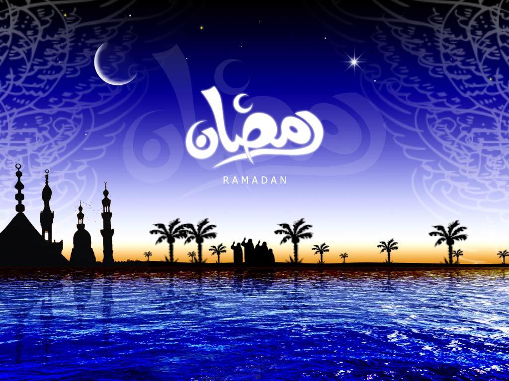 Beautiful Ramadan Kareem Greeting Card Send Everyday