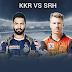 KKR VS SRH LIVE:  इस सीजन में पहली बार किसी टीम ने टॉस जीतकर पहले बल्लेबाजी करने का फैसला किया।