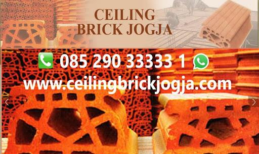 Jual Ceiling Brick Gunung Kidul