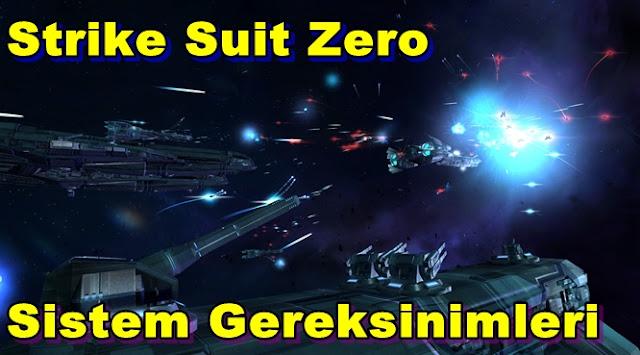 Strike Suit Zero PC Sistem Gereksinimleri