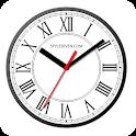 Roman Analog Clock Live Wallpaper-7 icon