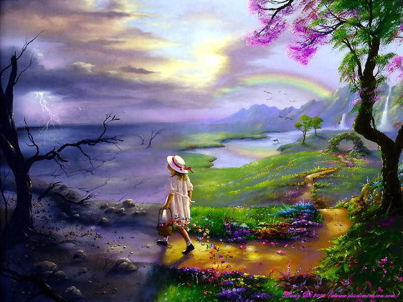 Dream Of Magick Landscape 4, Magical Landscapes 4