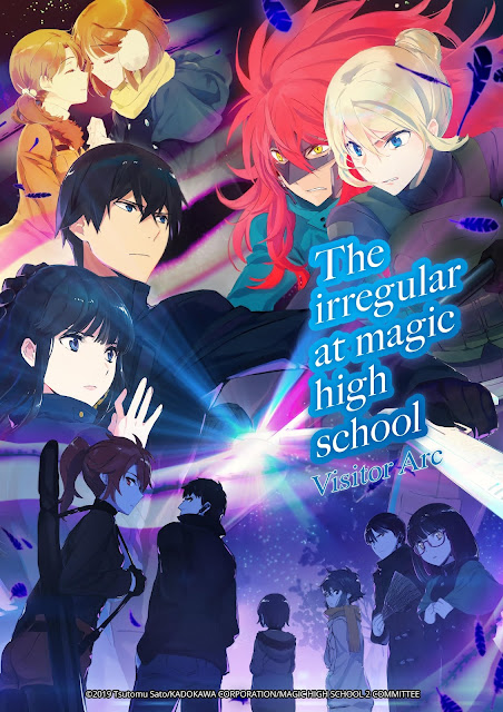 The Irregular at Magic High School: Visitor Arc