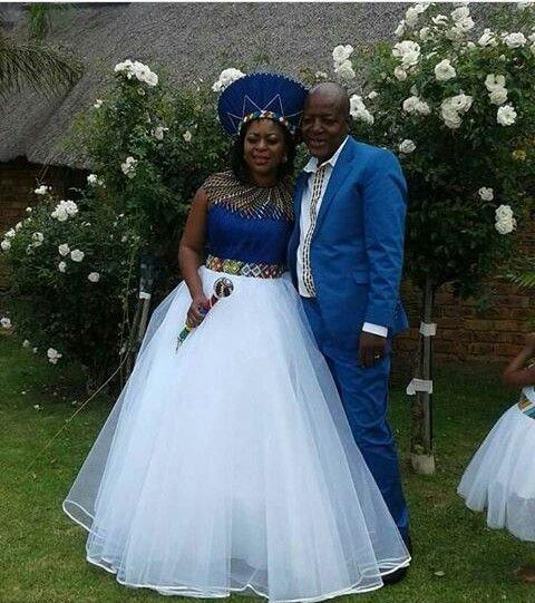 Newest Shweshwe Umembeso Wedding Dress For 2019 Styles Art