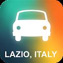 Lazio, Italy GPS Navigation icon