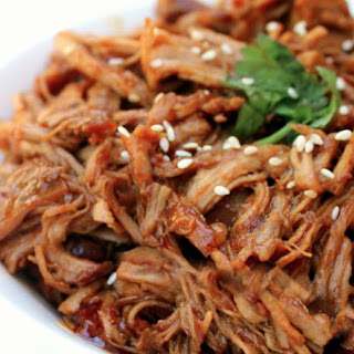 Slow Cooker Honey Garlic Pork Roast