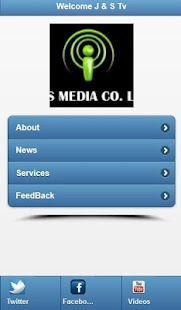 J AND S TV MOBILE APPLICATION- screenshot thumbnail