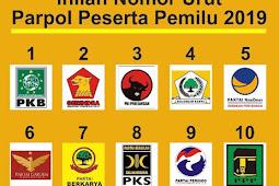 DAERAH PEMILIHAN DAPIL DKI JAKARTA PEMILU LEGISLATIF  2019