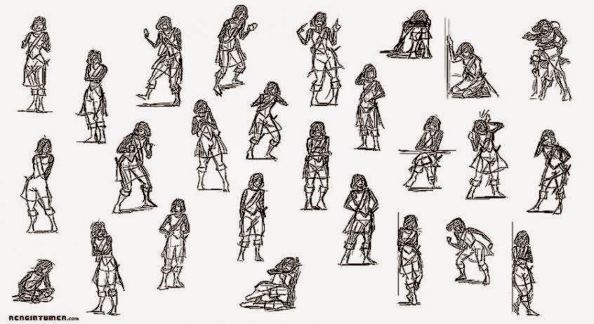 Rengin Tumer · Illustrator and Concept Artist