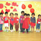 Red Day (Nursery) 15-4-2015