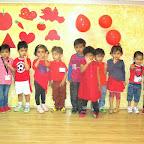 Red Day (Nursery) 15-4-2015