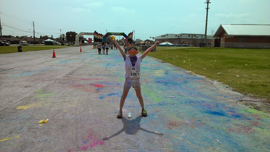 IMAG1453 Another Colorful Time! My Color Me Rad Recap