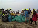 Akkarai Beach Cleanup