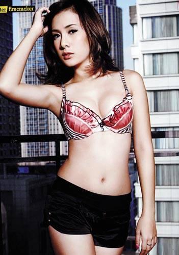 Mannanya Triyanon Thai Sexy Model Photos