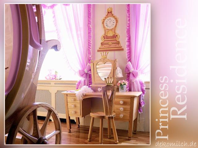 17 Märchenhafte Schlafzimmer Ideen für kleine Prinzessinen