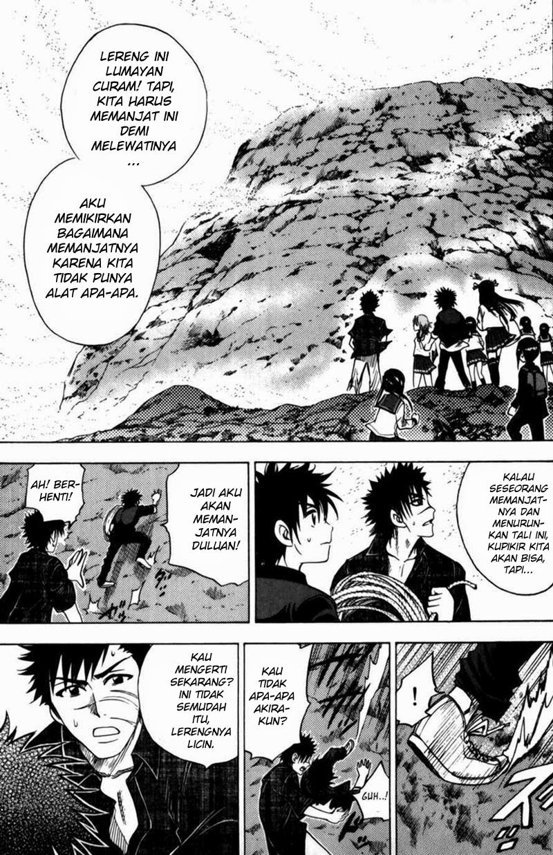 Komik cage of eden 056 - chapter 56 57 Indonesia cage of eden 056 - chapter 56 Terbaru 5|Baca Manga Komik Indonesia|