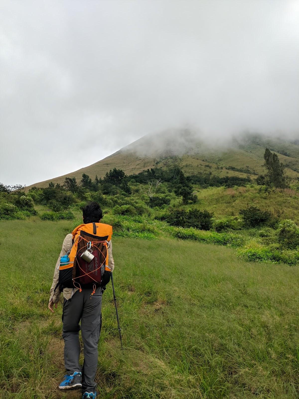 ultralight hiking