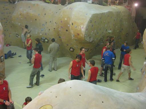 Bleau Open 2008