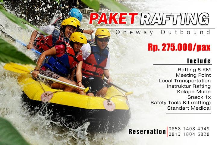 Paket-Rafting-Bogor
