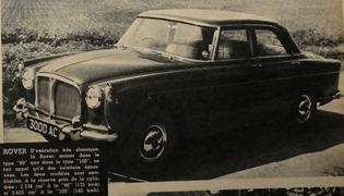 Rover 80 ou 100