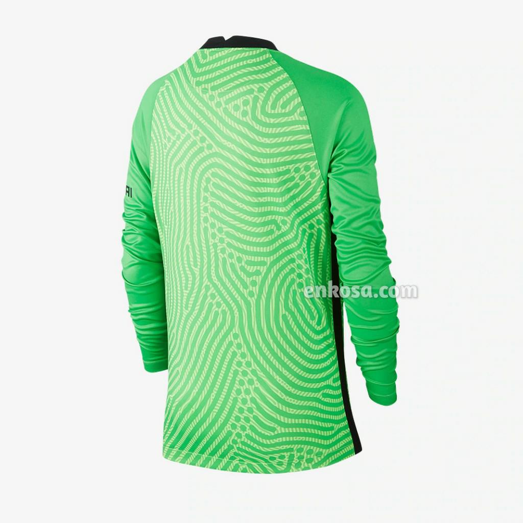 Jual Jersey Goalkeeper Chelsea Hijau Musim 2020/2021