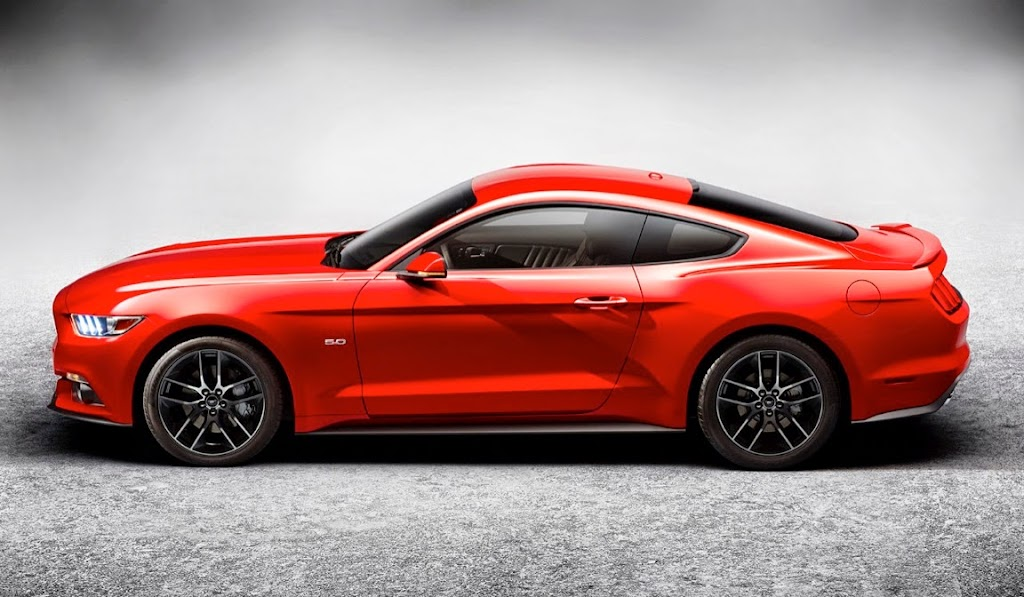 06 2015 Ford Mustang 1