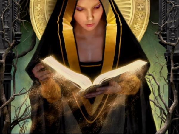 Holy Magic Book, Witchcraft