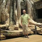 Angkor - Tempel Ta Prohm