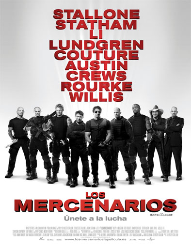 The expendables  (Los mercenarios)