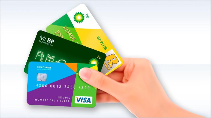 tarjetas de ahorro BP, economía familiar