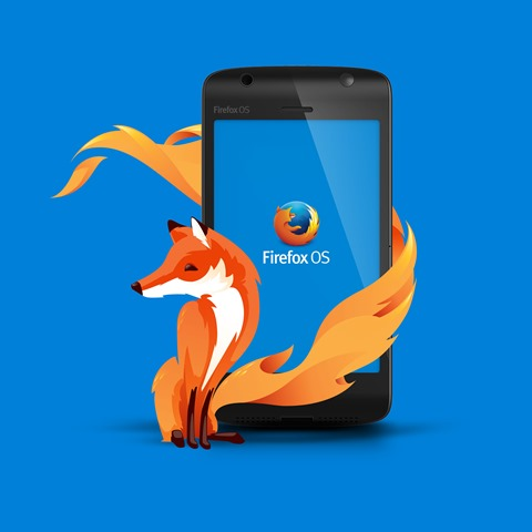 Firefox OS with Fox