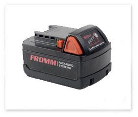電池式打包機 電池 包裝材料