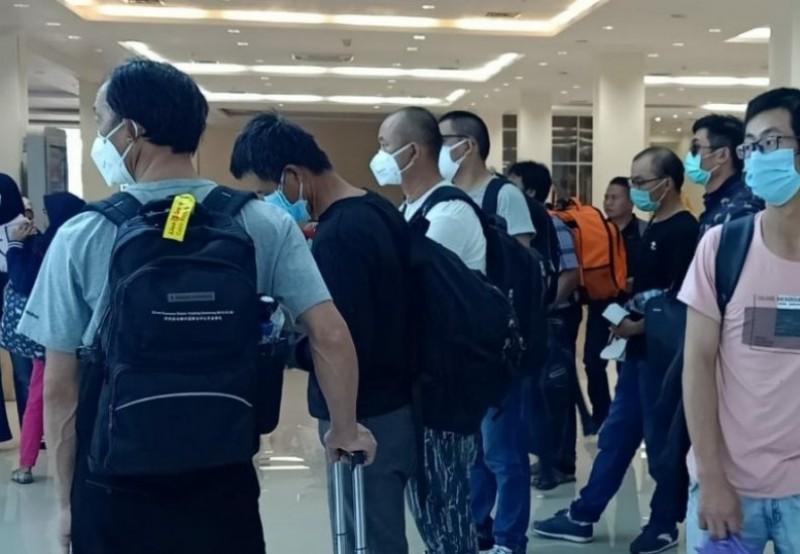 39 TKA China Masuk ke Bintan, Saleh DPR: Sepertinya Ada Perlakuan Istimewa