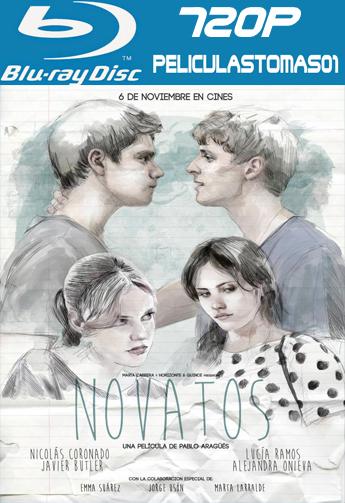 Novatos (2015) BDRip m720p