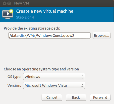 Moving VMs from VMWare to KVM