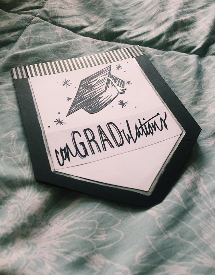 conGRADulations, grads!!