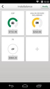 Desjardins mobile services- screenshot thumbnail