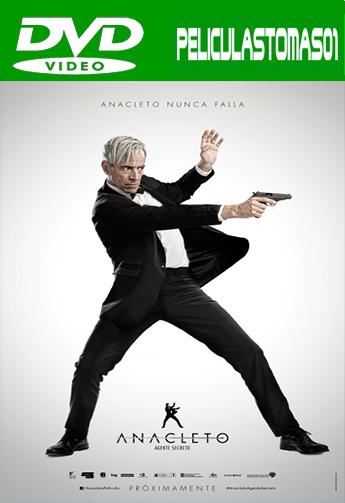 Anacleto: Agente Secreto (2015) DVDRip