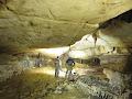 Daniels Cave main passage | photo © Andy Eavis