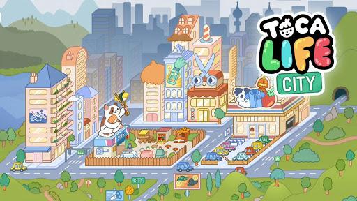 Toca Life: City APK OBB